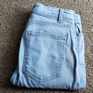 AA Super High Rise Jeans